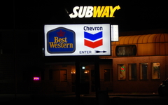 Best Western And Chevron