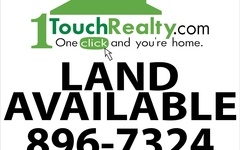3x4 Land Available Banner