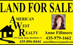 3x5 Land For Sale Banner